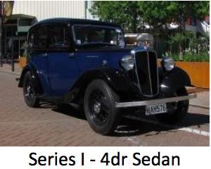 Series 1 4 dr