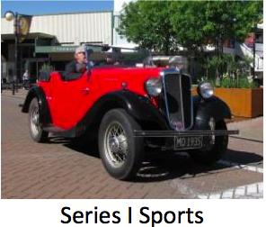 Series 1 Sports