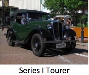 Series 1 tourer