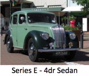 Series E 4 Dr